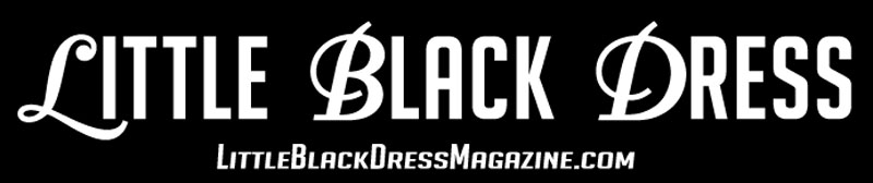 Little black dresses featured in little black dress magazine